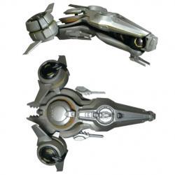 Replica Forerunner Phaeton Ship Halo 5 Guardians 15cm - Imagen 1