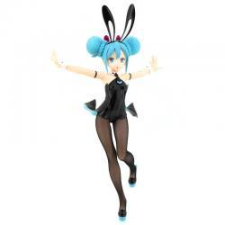 Estatua BiCute Bunnies Hatsune Miku Vocaloid 31cm - Imagen 1