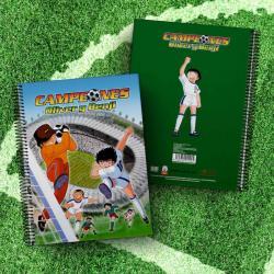 Cuaderno A4 Estadio Campeones Oliver y Benji - Imagen 1