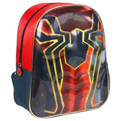 Mochila 3D Spiderman Marvel 31cm - Imagen 1
