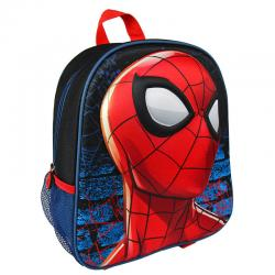 Mochila 3D EVA Spiderman Marvel 31cm - Imagen 1