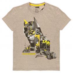 Camiseta Caped Crusader Batman DC Comics - Imagen 1