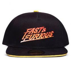 Gorra Logo Fast and Furious - Imagen 1
