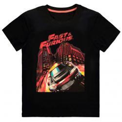 Camiseta City Drift Fast and Furious - Imagen 1
