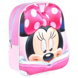 Mochila 3D Minnie Disney 31cm - Imagen 1
