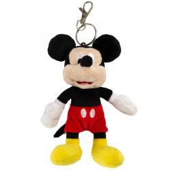 Llavero peluche Mickey Disney 18cm - Imagen 1