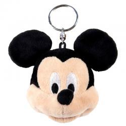Llavero peluche Mickey Disney 11cm - Imagen 1