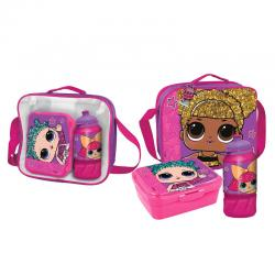 Bolsa portameriendas LOL Surprise con accesorios - Imagen 1
