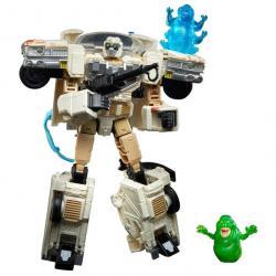 Figura ECTO-1 Autobot Ectotron Cazafantasmas Transformers - Imagen 1