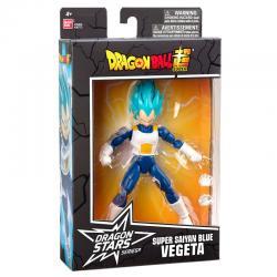 Figura Super Saiyan Blue Vegeta Dragon Ball Super 17cm - Imagen 1