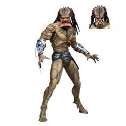 Figura Deluxe Ultimate Assassin Predator Unarmored Predator 2018 28cm - Imagen 1