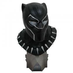 Busto Black Panther Marvel 25cm - Imagen 1