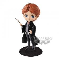 Figura Ron Weasley Harry Potter Q Posket A 14cm - Imagen 1