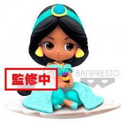 Figura Jasmine Aladdin Disney Q Posket Sugirly B 9cm - Imagen 1