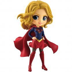 Figura Supergirl DC Comics Q Posket A 14cm - Imagen 1