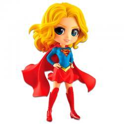 Figura Supergirl DC Comics Q Posket B 14cm - Imagen 1
