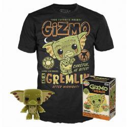 Set figura POP & Tee Gremlins Gizmo - Imagen 1