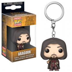 Llavero Pocket POP El Señor de los Anillos Aragorn - Imagen 1