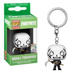 Llavero Pocket POP Fortnite Skull Trooper - Imagen 1