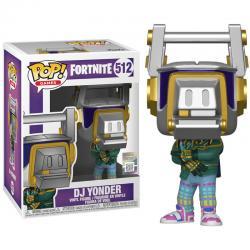 Figura POP DJ Yonder Fortnite - Imagen 1