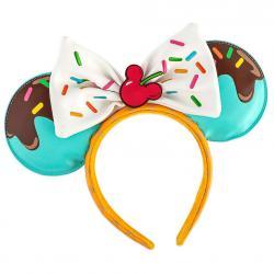 Diadema orejas Helado Minnie Disney Loungefly - Imagen 1