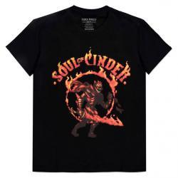 Camiseta Soul Of Cinder Dark Souls - Imagen 1