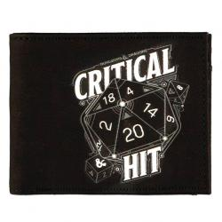 Cartera Critical Hit Dungeons and Dragons - Imagen 1