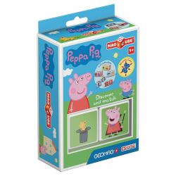 Magicube Discover and Match Peppa Pig - Imagen 1