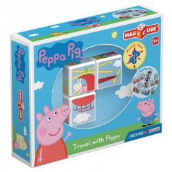 Magicube Viaja con Peppa Peppa Pig - Imagen 1