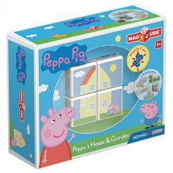 Magicube Casa y Jardin Peppa Pig - Imagen 1