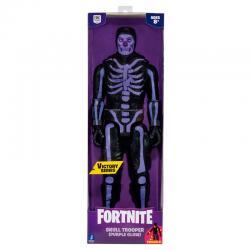 Figura Victory Series Skull Trooper Purple Glow Fortnite 30cm - Imagen 1