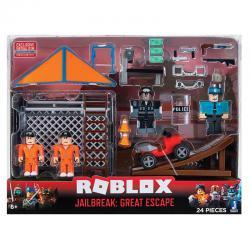 Set Jailbreak: Great Escape Roblox - Imagen 1