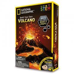 Crea Tu Volcan National Geographic - Imagen 1