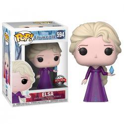 Figura POP Disney Frozen 2 Elsa Exclusive - Imagen 1