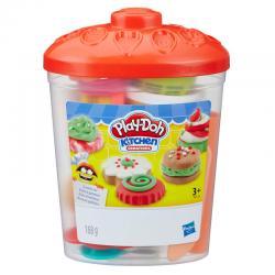 Bote de Galletas Kitchen Creations Play-Doh - Imagen 1