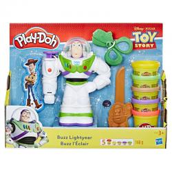 Buzz Lightyear Toy Story Disney Play-Doh - Imagen 1
