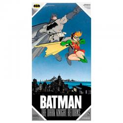 Poster cristal Batman y Robin DC Comics - Imagen 1