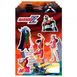 Set imanes Mazinger Z - Imagen 1