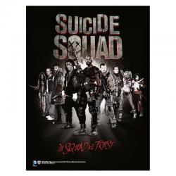 Poster cristal In Squad Escuadron Suicida - Imagen 1