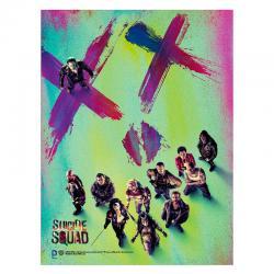 Poster cristal XX Escuadron Suicida - Imagen 1