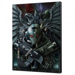 Cuadro madera Dark Imperium Frontis Warhammer 40000 - Imagen 1