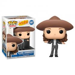 Figura POP Seinfeld Elaine in Sombrero - Imagen 1