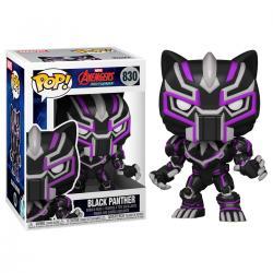 Figura POP Marvel Mech Black Panther - Imagen 1
