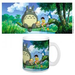 Taza Totoro Pescando Mi VecinoTotoro - Imagen 1