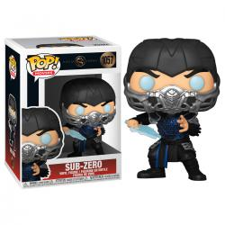 Figura POP Mortal Kombat Sub-Zero - Imagen 1