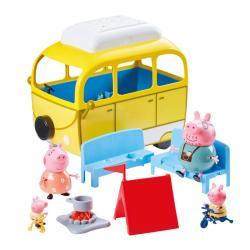 Playset Autocaravana Peppa Pig - Imagen 1