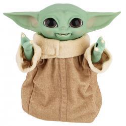Figura Animatronic Baby Yoda The Child Mandalorian Star Wars - Imagen 1