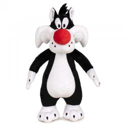 Peluche Silvestre Looney Tunes 30cm - Imagen 1