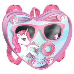 Bolso gafas de sol + accesorios pelo Unicornio - Imagen 1