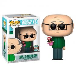 Figura POP South Park Mr. Garrison - Imagen 1